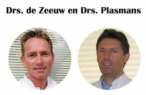 artsen van Polikliniek de Blaak fietsen strongride voor KWF