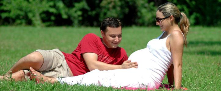 zwangerschap gaan gepaard met spataderen en aambeien