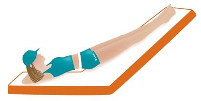 mooie benen zonder spataderen