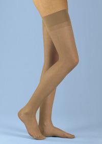 steunkousen zijn elastische kousen die aangemeten worden door bandagiste na spataderen of lipoedeem